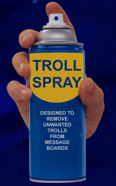Support for marijuna 258troll_spray