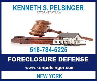 Attorney Kenneth Pelsinger  ESQ.,  New York