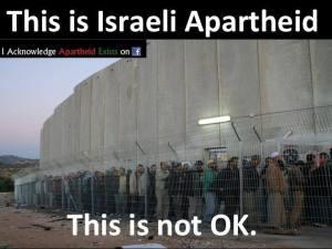 Israeli Occupation Wall