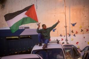 General strike following the killing of Khir Hamdan, Um al Fahm,