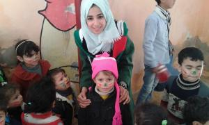 collects donation from individuals world wide to give to the children in Gaza