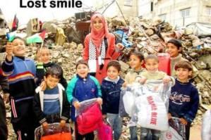 Enas Mohmad Gaza City